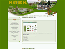 Tablet Preview of bobr.cz